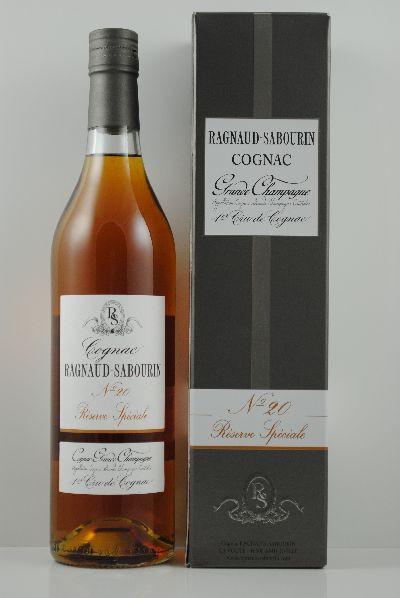 Cognac Réserve Spéciale N°20, Ragnaud Sabourin